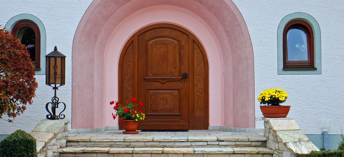 The Average Size of an Entry Door
